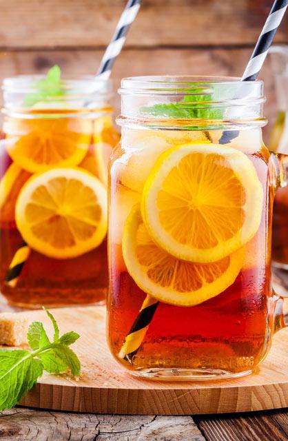 Citrus Sweet Tea
